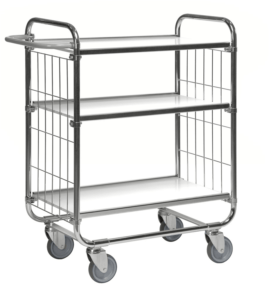 Flexible-Shelf-Trolley