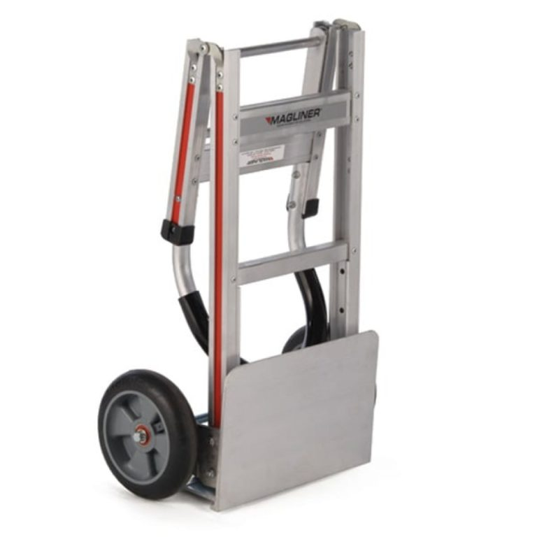 Magliner two-wheel folding hand truck