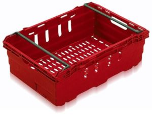 Maxinest Ventilated Stacking Basket