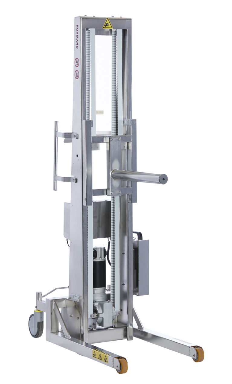 Hovmand E300 stainless steel lifter