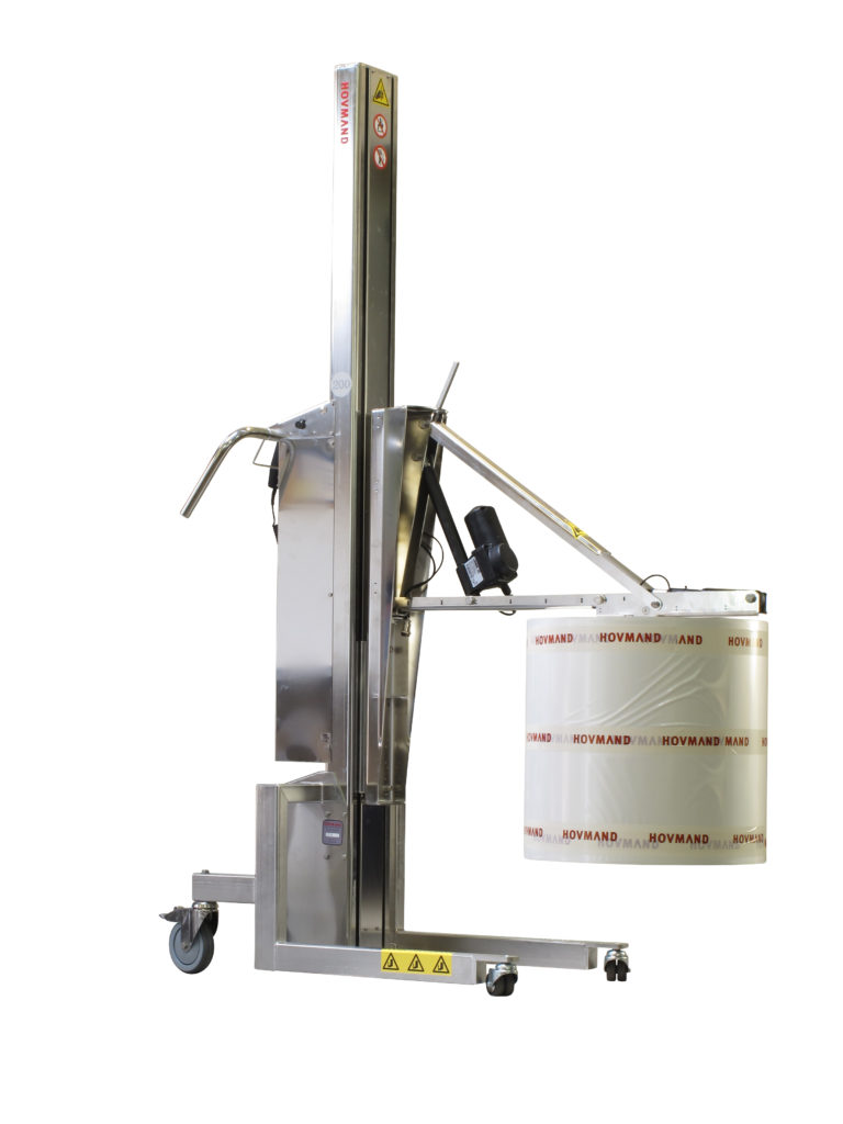 INOX 200 Hovmand Stainless Steel Lifter