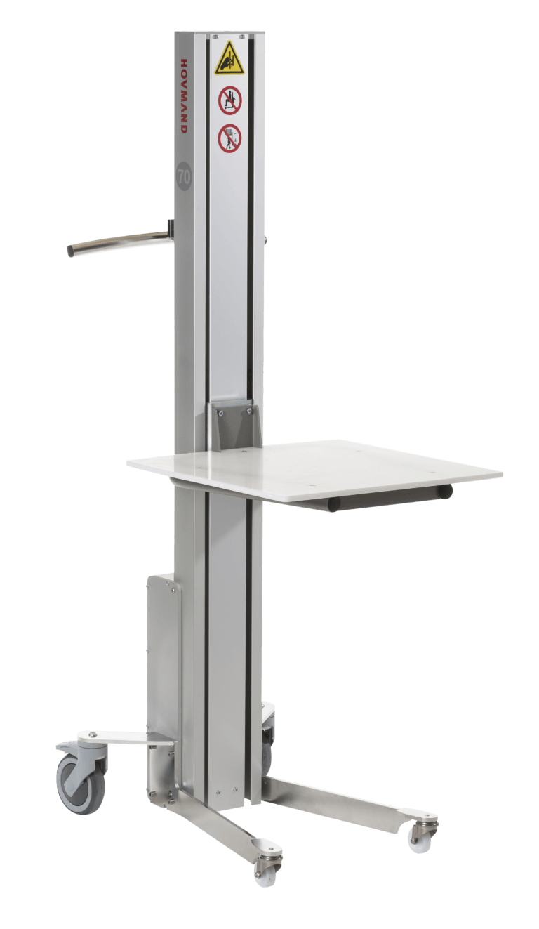 Impox 70 Hovmand Stainless Steel Lifter