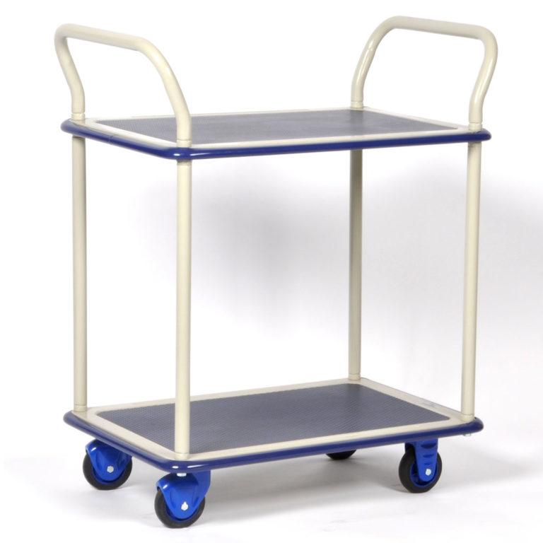 Prestar 300kg shelf trolley