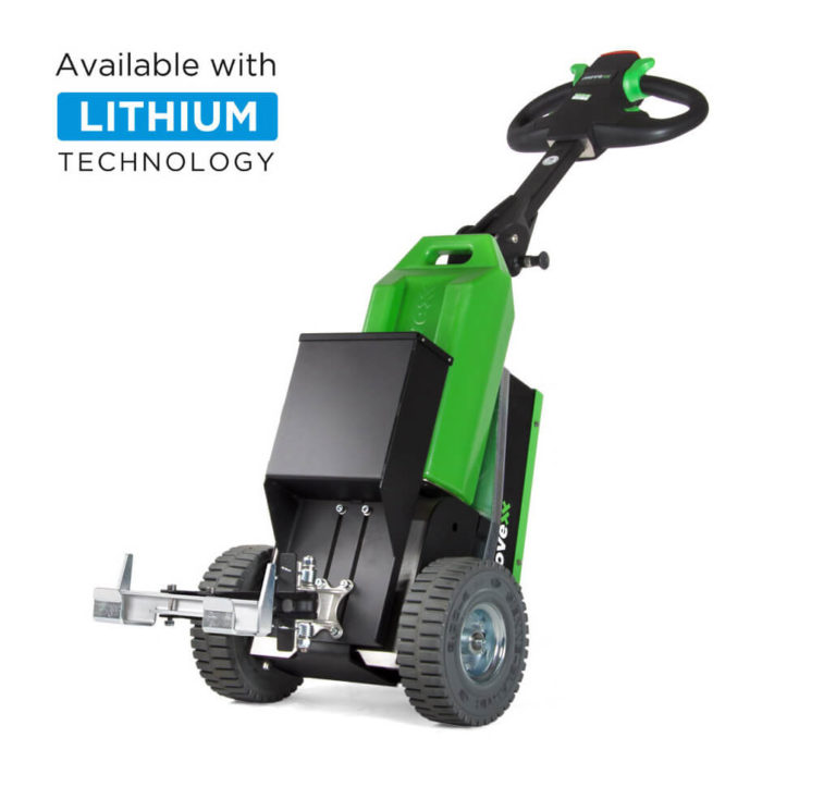Steplift T1500 Lithium battery drag machine