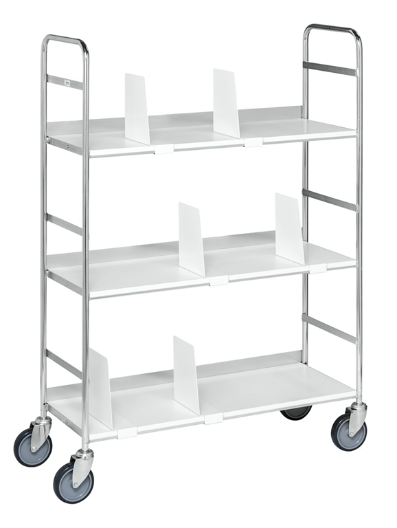 Kongamek Moving shelf trolly