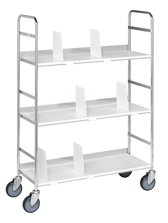 Kongamek Moving shelf trolly