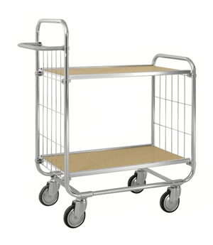 Kongamek 8000 2 shelf trolley