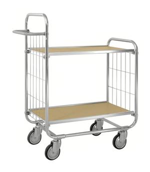 Kongamek 8000 2 shelf trolley