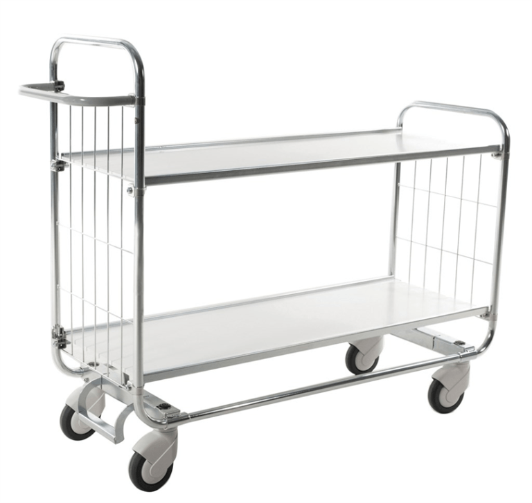 Steplift Kongamek 8000 2 shelf trolley