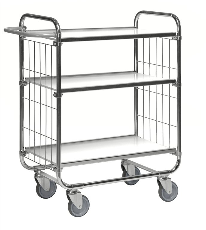 Kongamek KM8000 3 shelf trolley
