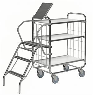 Kongamek serie 8000 ladder